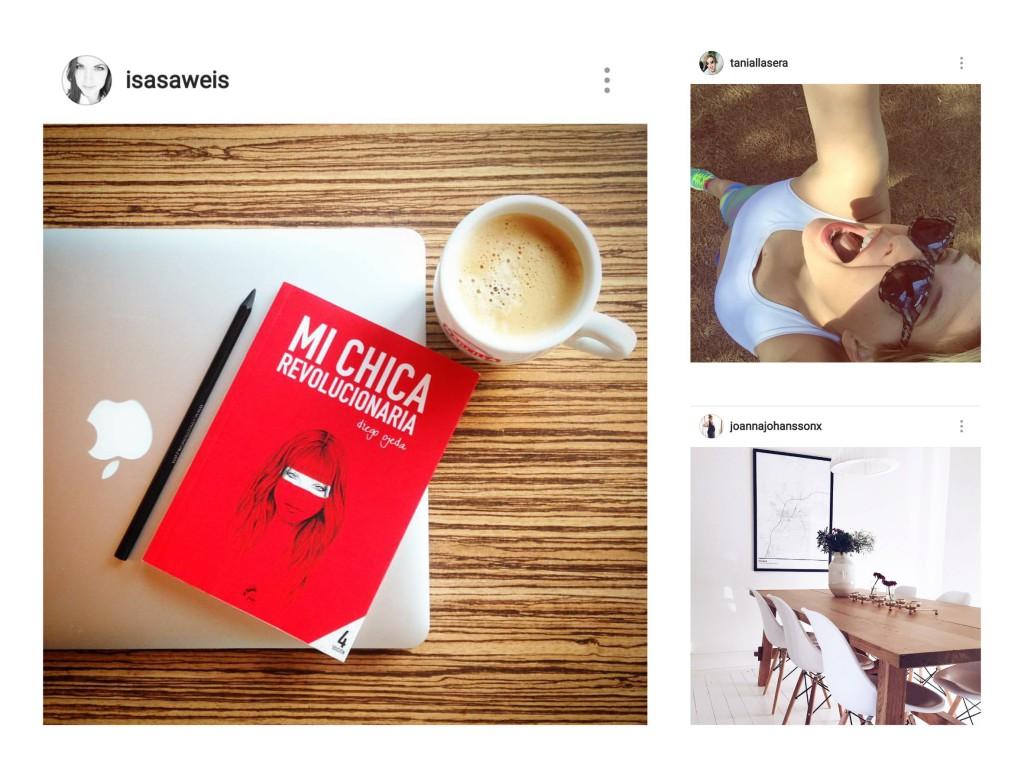 bloggers instagram